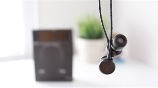 BEST Handmade Earphones Under $200??? (Degauss Labs Noir Unboxing & Review)