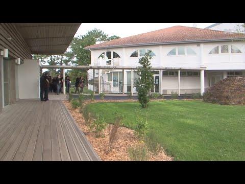 Inauguration des travaux de rénovation du collège de Tarnos