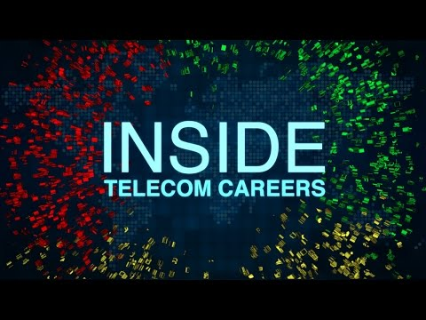 Inside Telecom Careers Episode 1: I Code or I don't have a j
