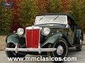 MM CLASICOS MG TD 1952