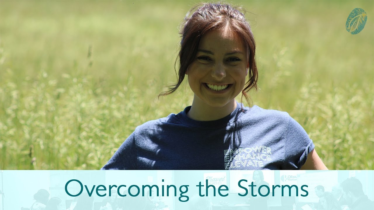 Monday Mojo: Overcoming the Storms