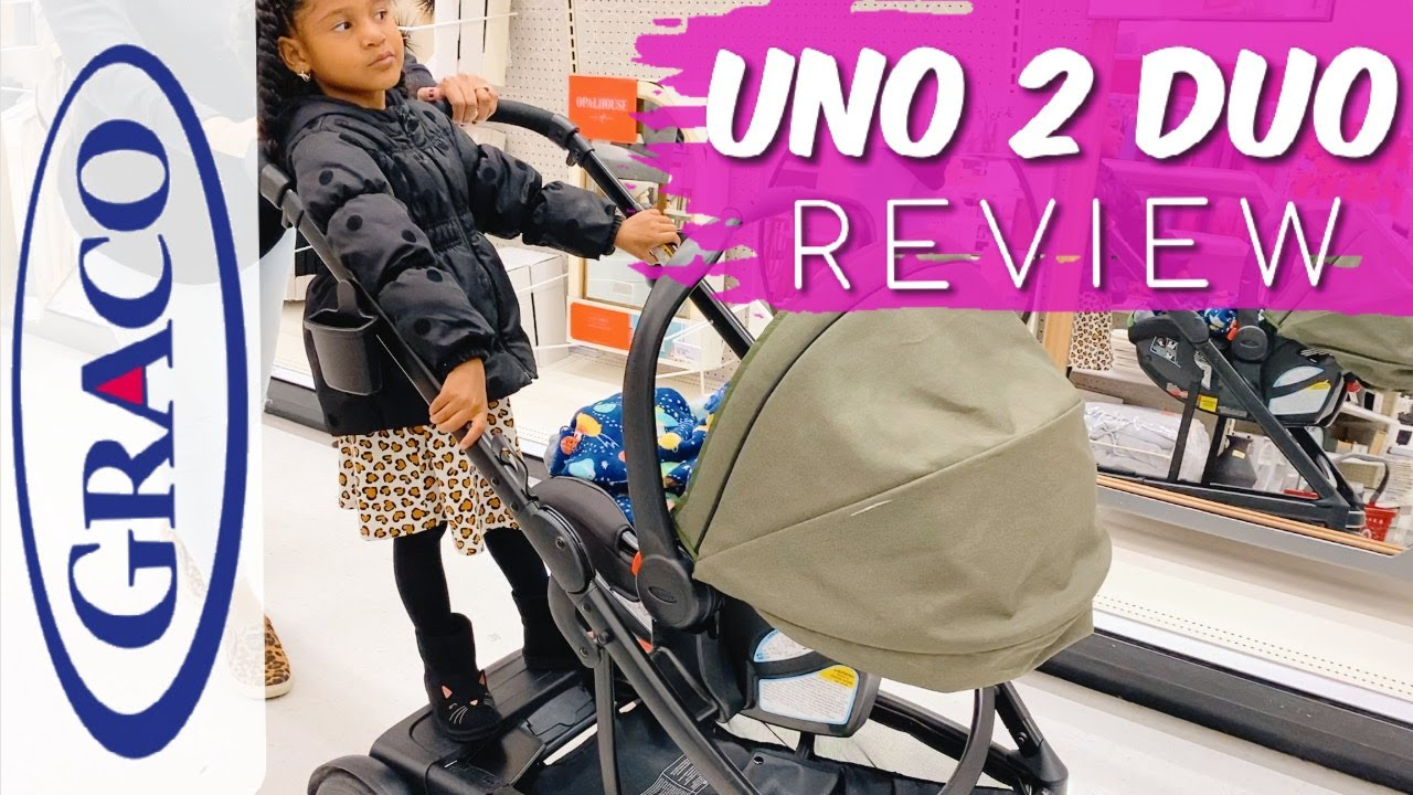 Uno2duo Stroller Best Stroller For Newborn Toddler Graco Uno 2 Duo Stroller Review