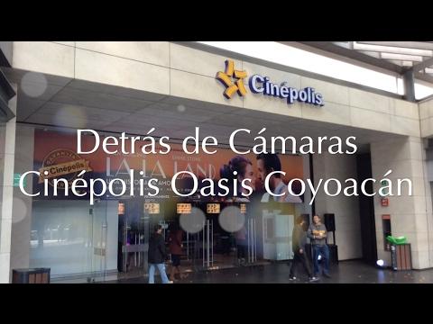 La la land detr s de c maras del flashmob youtube for Oasis coyoacan cinepolis