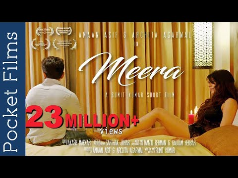 Hindi Short Film - Meera | Husband Reveals Secret to Wife | Relationships After Marriage: Gaurav decides to finally make a confession to Naina, having approached her in the most disdain, skeptic manner, he is shocked at the preparations she has had prepared for the night. Gaurav is taken a back but still stands strong on his decision and confesses, the story takes an interesting turn when we get to know that Naina has known it all along.  Subscribe to our channels for a new short film every day - http://goo.gl/lPLIY  Click Here to Watch New Releases - http://bit.ly/newreleasesfilms   Visit www.pocketfilms.in to know more about us and our activities including films, #contests, updates, etc.  Cast & Crew: Director: sumit kumar Music / Sound: tamzid rehman & gautam hebbar Editor: akash makkar Cinematographer: sarthak johar Actors: archita agarwal, amaan asif   For Latest Updates Follow Us on Social Platforms  Follow Us on ►►►►►►►  FB - https://www.facebook.com/PocketFilmsIn  Twitter - http://twitter.com/pocketfilmsin  G+ - https://plus.google.com/+PocketFilms   Pocket Films' Network Channels  ►►►►►►►  Dekh Bhai Dekh - http://bit.ly/dekhbhaidekh  Little Kids Channel - http://bit.ly/Littlekidschannel   Are you a film maker? Want to showcase your film / documentary and also generate income? Contact us at -  info@pocketfilms.in