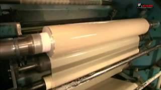 Производство скотча (липкая лента)(Cкотч 50 мм х 50м прозрачный - http://www.smsm.ru/product/18699 Cкотч 50 мм х 50м коричневый - http://www.smsm.ru/product/14623 Клейкая лента..., 2015-08-06T19:43:53.000Z)