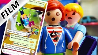 Playmobil Film Deutsch PEINLICHE & PRIVATE FOTOS BEI WHATSAPP VERSCHICKT! FIESER PRANK Familie Vogel