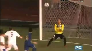 Philippine Azkals Peace Cup Game Highlights vs Chinese Taipei 2014