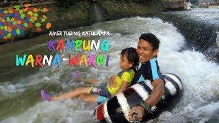 River Tubing di Kampung Warna-Warni Katulampa Bogor