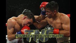 Thursday Night Fights: Manny Robles III vs Rigoberto Hermosillo
