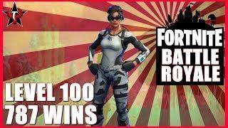 FORTNITE BATTLE ROYALE - 8 DAYS TO GO - 787 WINS - (PS4 PRO) Full HD thumbnail