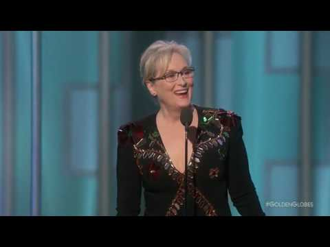 Thumbnail: Meryl Streep powerful speech at the Golden Globes (2017)