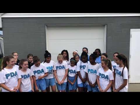 PDA U12 Girls Soccer