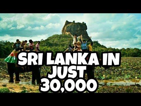 VISIT SRI LANKA IN JUST 30,000