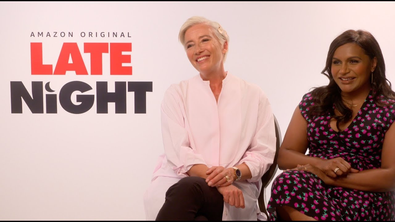 The Cast Of Late Night, From Dame Emma Thompson To That Guy From The Mindy Project