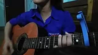 Guitar cover   eyes nose lips 😁 lynk lee Không      Nguyễn Thị Ngọc Linh