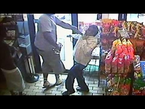 Watch CCTV Robbery Footage: Shot Missouri Teen 'Robbed Store' [Ferguson Police Chief]