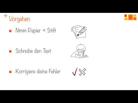 Train your German - Dictation 6