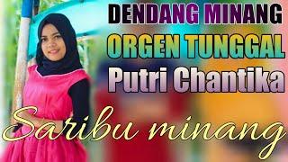 SARIBU MINANG PUTRI CHANTIKA | DENDANG REMIX MINANG POPULER |by FADLI VADDERO
