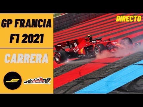 🔴DIRECTO: GP FRANCIA F1 2021   @JaramaFan y @Geek Sobre Ruedas EN VIVO