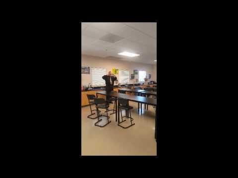 Harbor Learning Center CTE Makeover Challenge Video