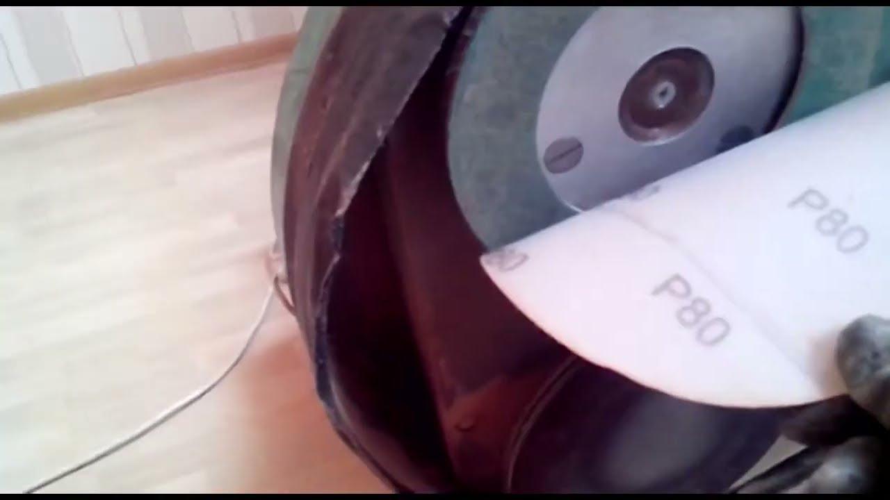 Плоскошлифовальная машина Wirbel - YouTube