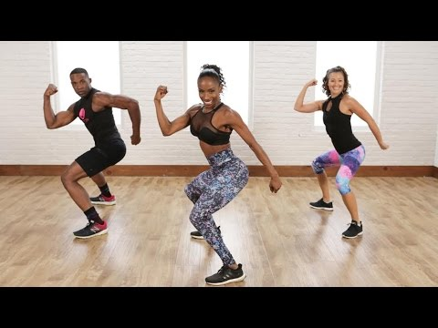 Flat-Belly and Tight-Booty Cardio Dance Workout | Class FitS