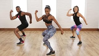 Flat-Belly and Tight-Booty Cardio Dance Workout | Class FitSugar