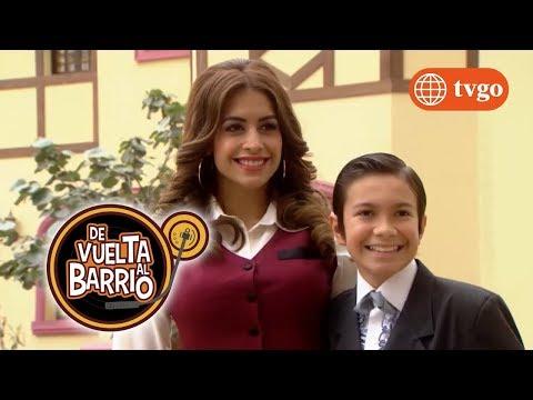 ¡Pedrito le saca celos a Lili con Ninfa! - De Vuelta al Barrio 17/08/2017