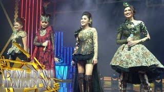"Tika, Bilanova, Diaz, Nara "" Sakit Minta Ampun "" - Dewi Dewi Mahadewi Coronation (19/4)"