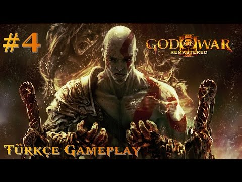 God of War 3 Remastered Türkçe Gameplay #4