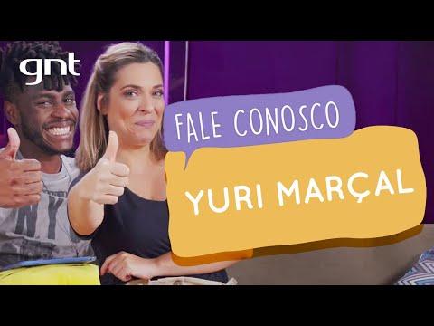 Yuri Marçal responde tudo e mais um pouco com Júlia Rabello  Fale Conosco  97