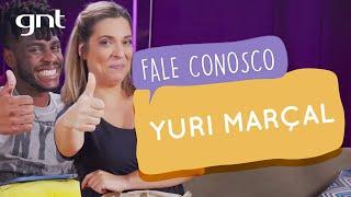 Yuri Marçal responde tudo e mais um pouco com Júlia Rabello | Fale Conosco | #97