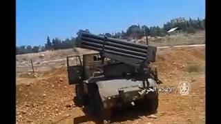 الجيش العربي السوري يحقق تقدماً استراتيجياً نحو دوار الليرمون وأطراف  بني زيد