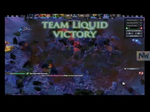 REPLAY: GAME 4 TEAM LIQUID VS MINESKI GRAND FINAL STARLADDER @NICOWARD