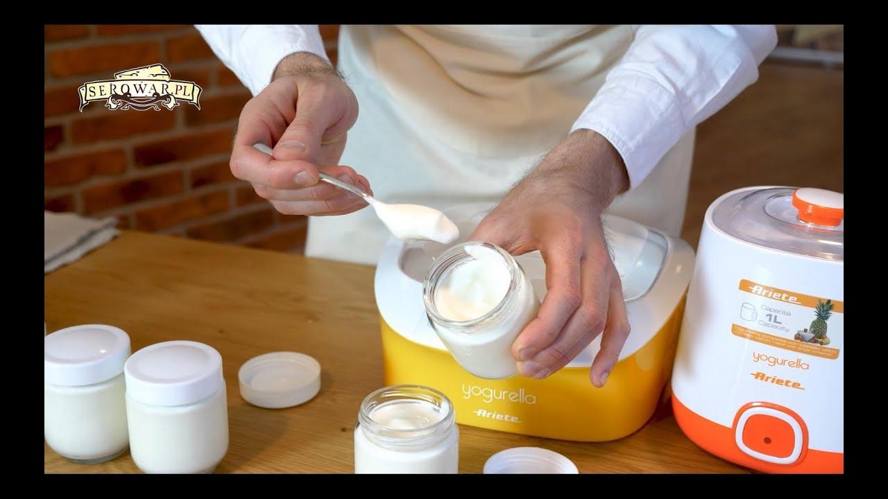 Jak zrobić domowy jogurt?