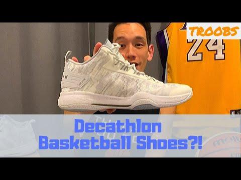 $29 Decathlon Basketball Shoes?!