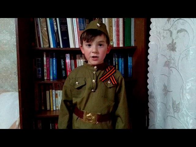 Изображение предпросмотра прочтения – ЭмильГазизов читает произведение «Жди меня, и я вернусь...» К.М.Симонова