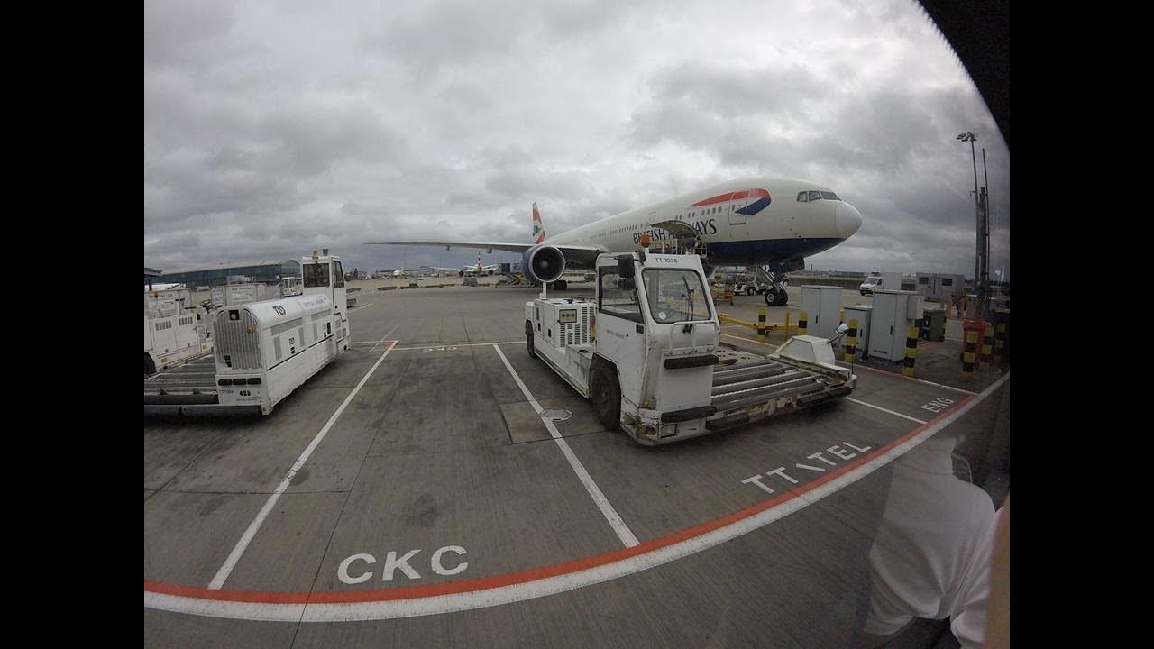 Business Class Flight Review: British Airways BA460 (LHR-MAD)