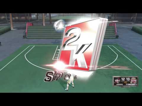 NBA 2K16 Blacktop Seth Curry vs Stephen...