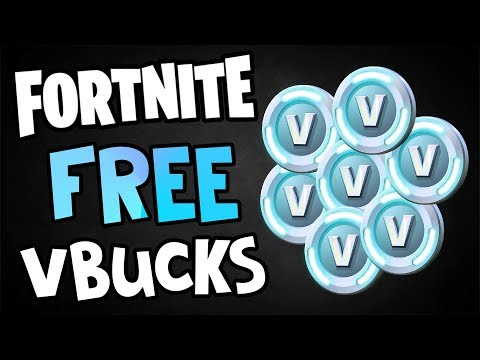 How to get 100% FREE VBUCKS in FORTNITE *working 2018