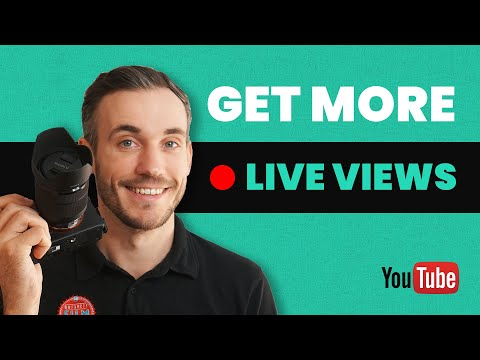 How To Get People To Watch Your YouTube Live Stream
