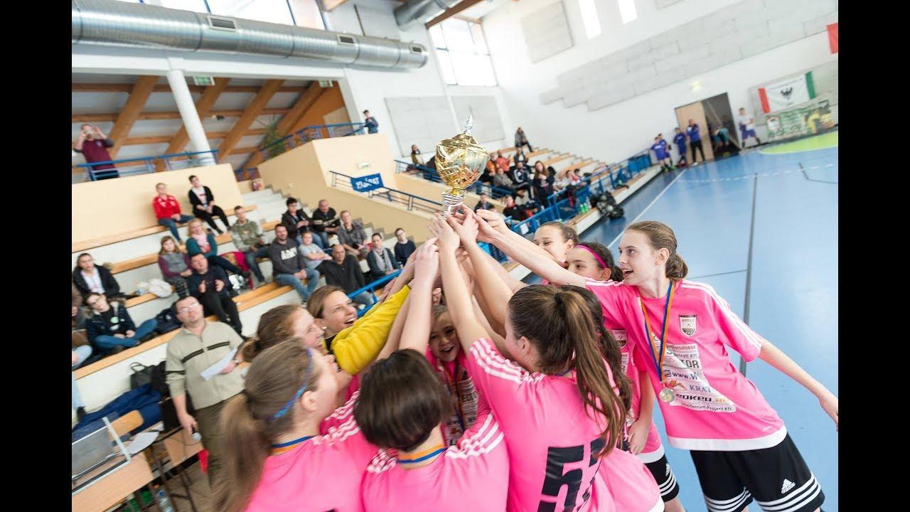 Futsal7vége-finálék dömpingje az Üllő Városi Sportcsarnokban (2018. február 10-11.)