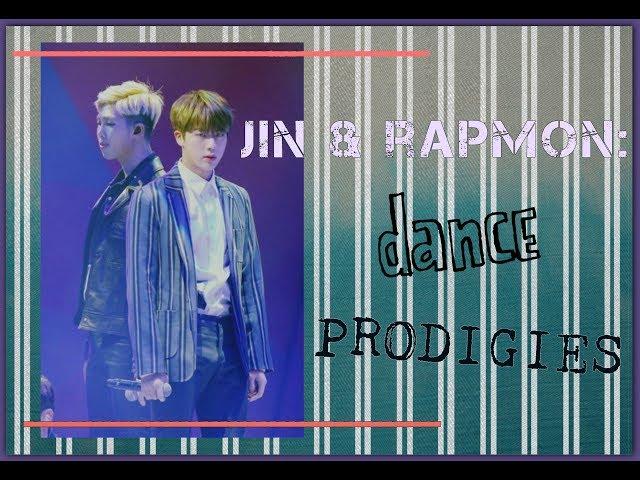 Jin & Rapmon: Dance Prodigies