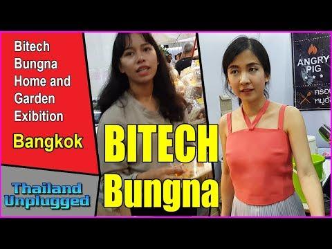 BITEC Home and Garden Exhibition  Bang Na Bangkok Thailand ☆ ☆