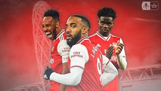 Arsenal's Road to the Final | Goals and Highlights | Emirates FA Cup 19/20