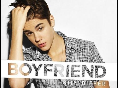 """Justin Bieber """"Boyfriend"""" Lyrics"""