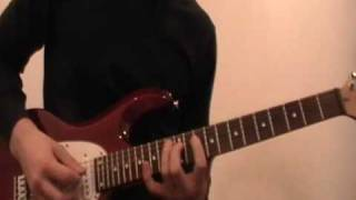 Fusion Lick № 9 (GuitarTube) - Уроки игры на гитаре