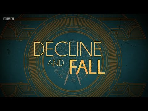 GJIGGY IN BBCs 2017 DRAMA - DECLINE AND FALL