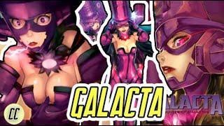Rule 63 Is Real | Galacta Daughter Of Galactus
