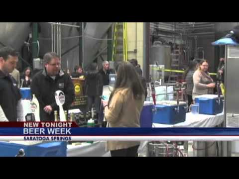 Beer Week kicks off at Olde Saratoga Brewing%2